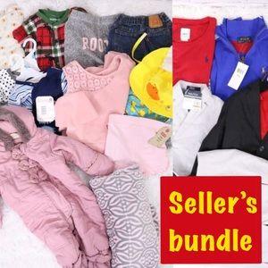 Children seller's bundle boy girl all ages